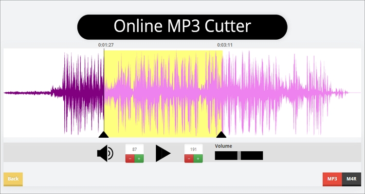 trim audio audio cutter