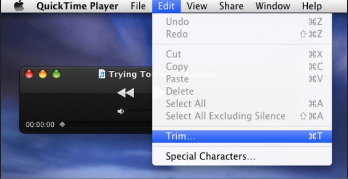 trim mp3 on mac