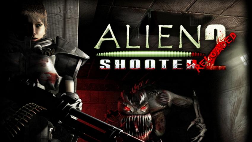 shooting game alien shooter 2