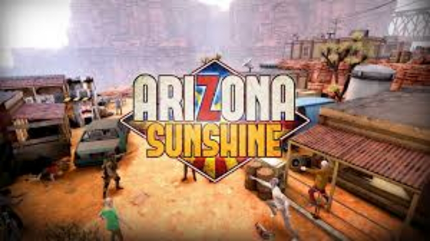 vr game arizona sunshine