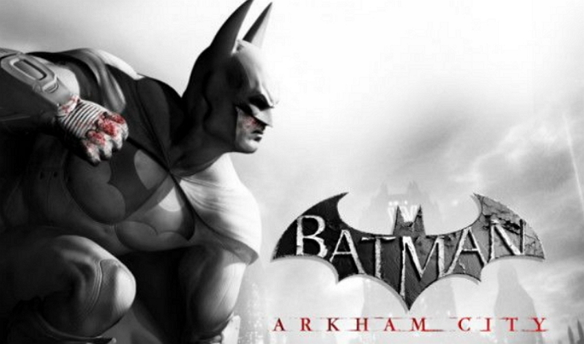 superhero game batman arkham city