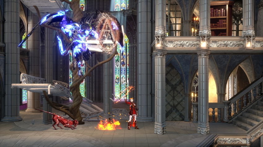 games on steam bloodstained ritual of the night