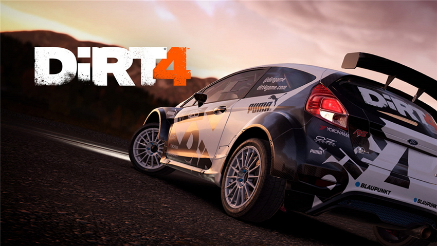 best racing game dirt 4