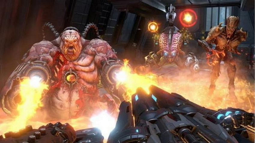 ps game doom eternal
