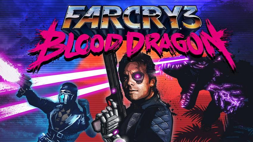 far cry series far cry 3 blood dragon