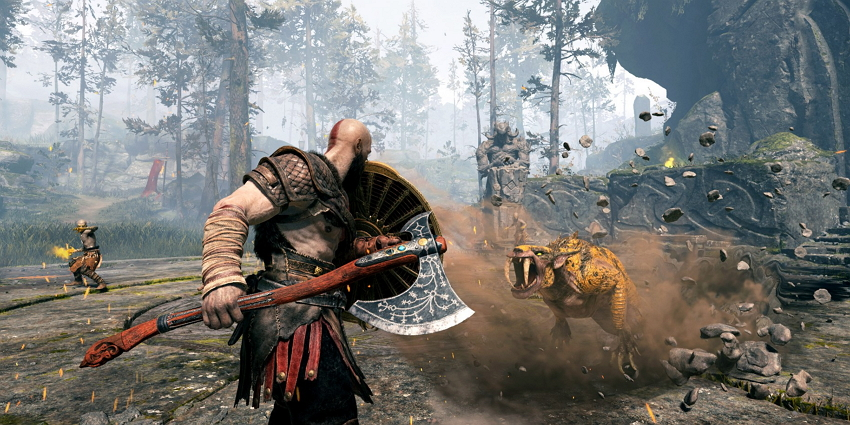 IGN review god of war 4