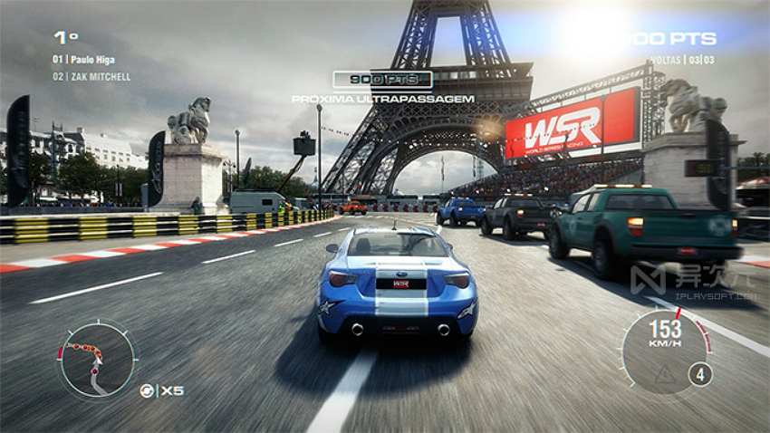 best racing game grid 2