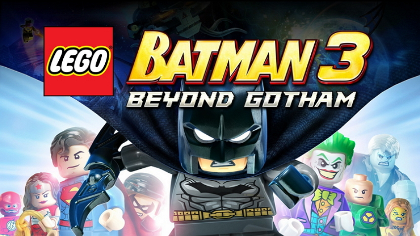 superhero game lego batman 3