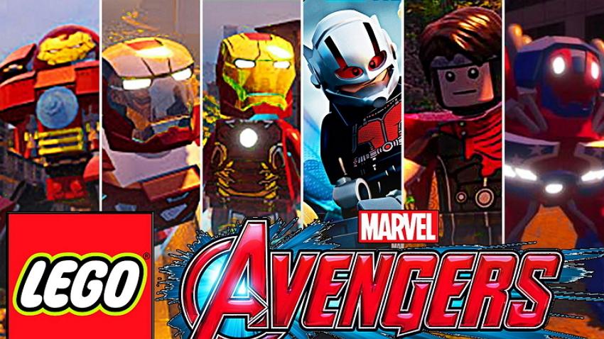 superhero game lego marvel avengers