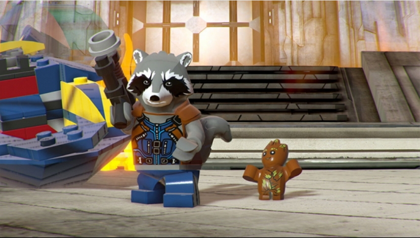 superhero game lego marvel