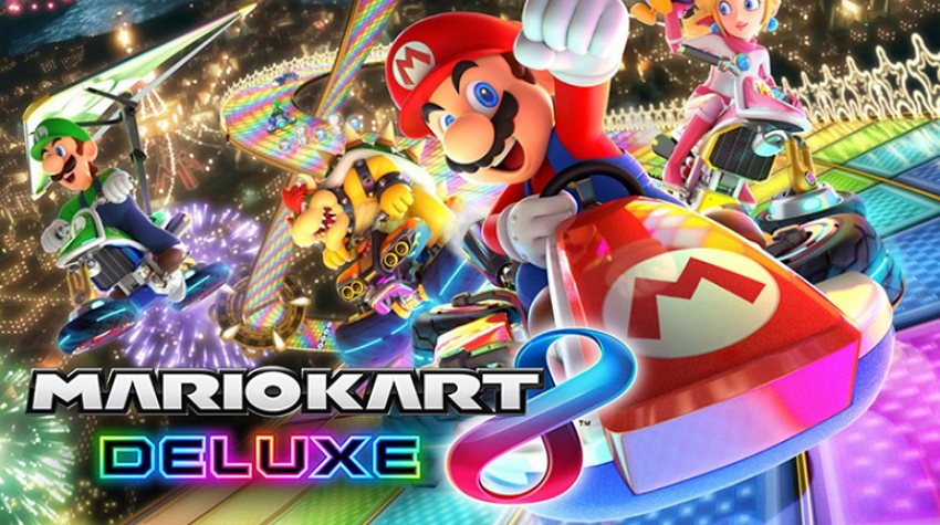 nintendo switch game mario kart 8