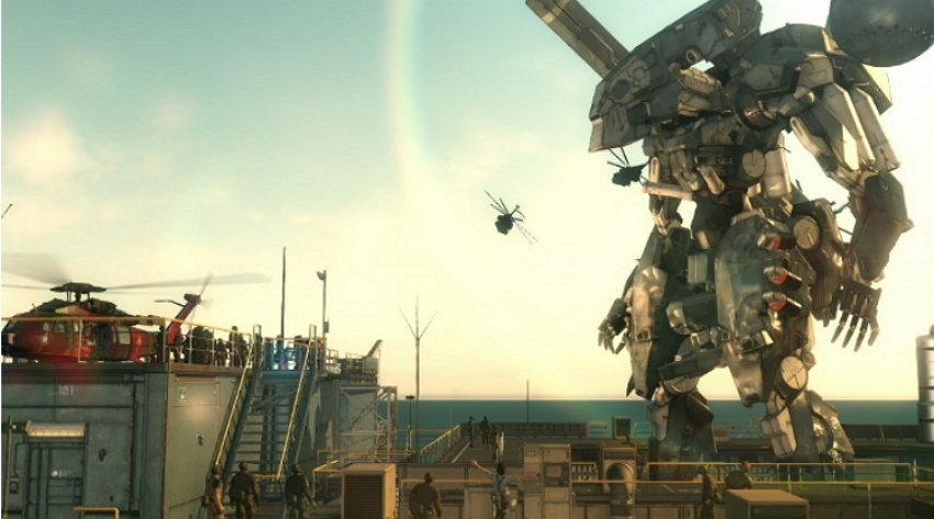 IGN review metal gear solid 5