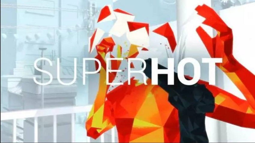 vr game superhot vr