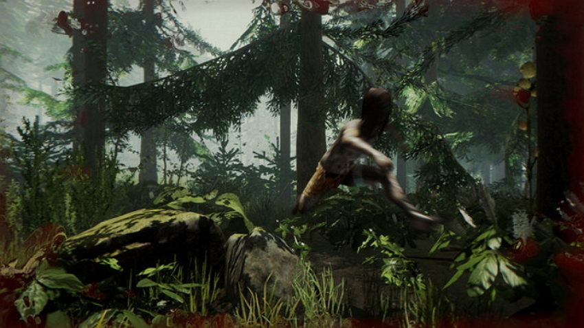 multiplayer online game the forest