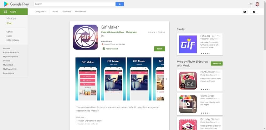 GIF Maker APK