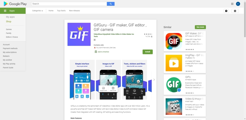 Free GIF Maker App-GifGuru