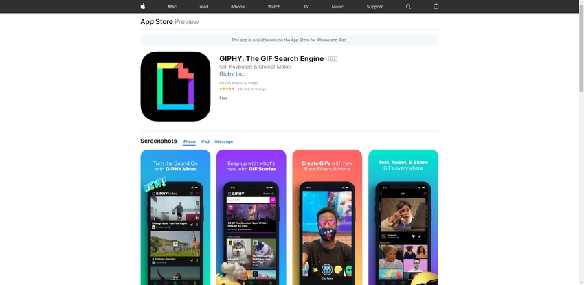 WhatsApp GIF iPhone-GIPHY