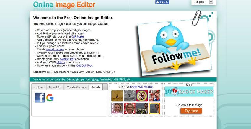 online BMP editor-Online Image Editor