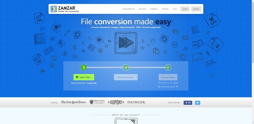 convert BMP File to PNG File-Zamzar