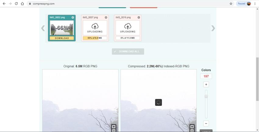Online PNG Compressor-Compress PNG