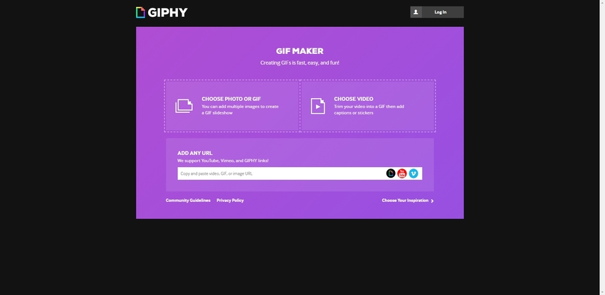 Create GIF Online-GIPHY