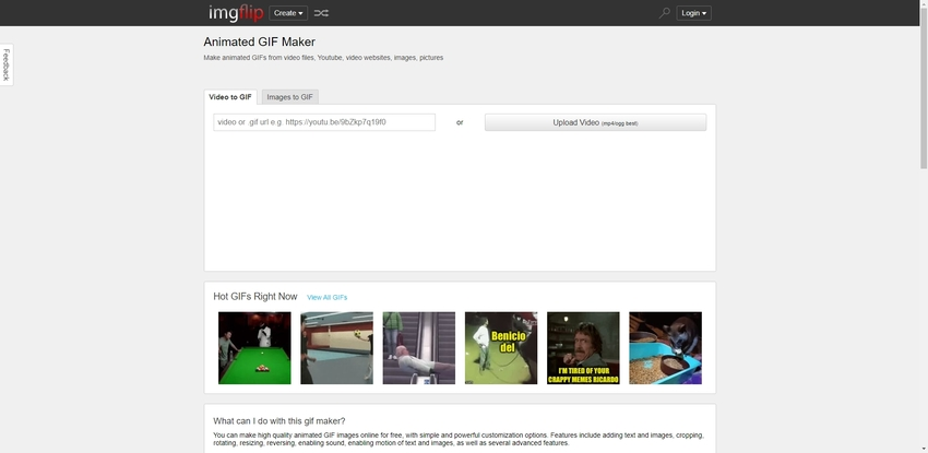 Create Animated GIF Online-IMGFlip