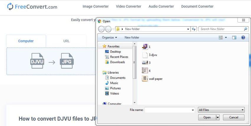 paste or upload file-freeconvert
