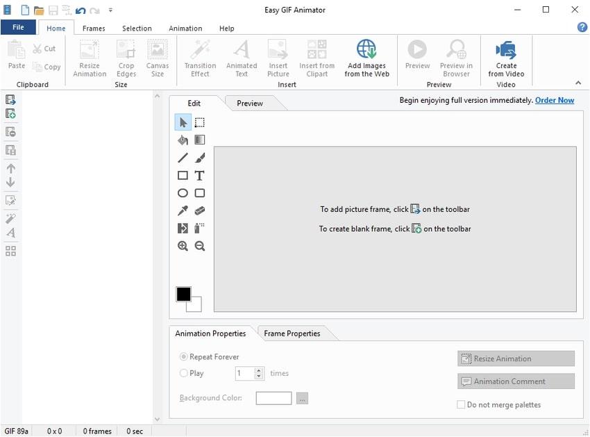 GIF Editor Software-Easy GIF Animator