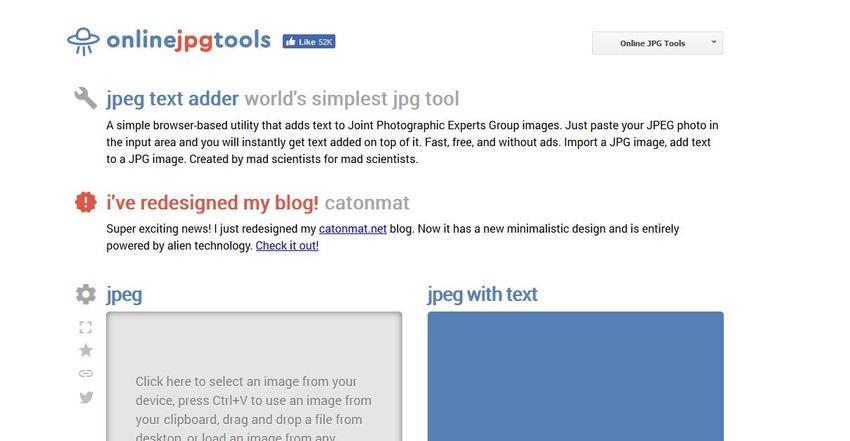 edit JPG image-Online JPG Tools