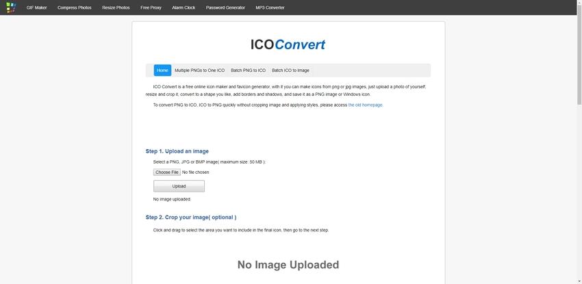 GIF to ICO online Converter-ICO Convert