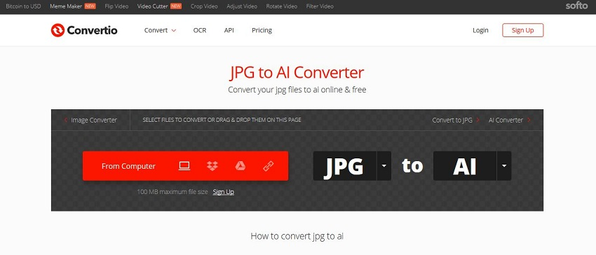convert pdf to ai format online free