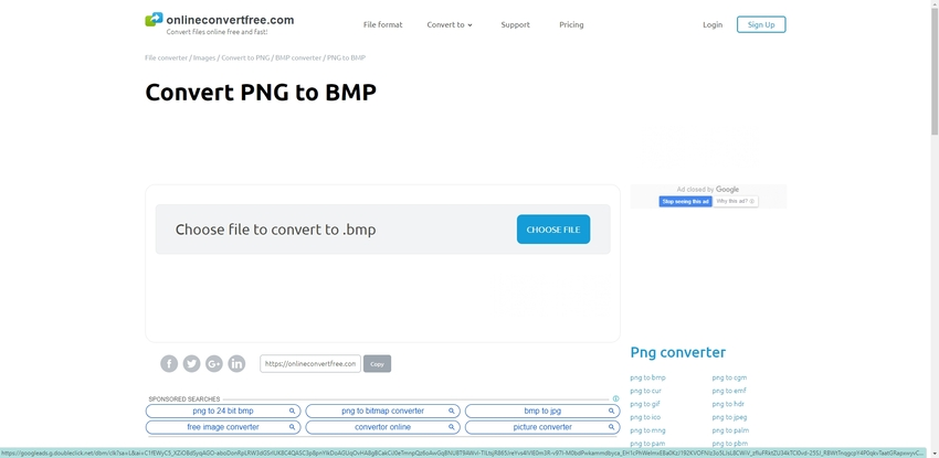 PNG to bitmap-Online Convert Free