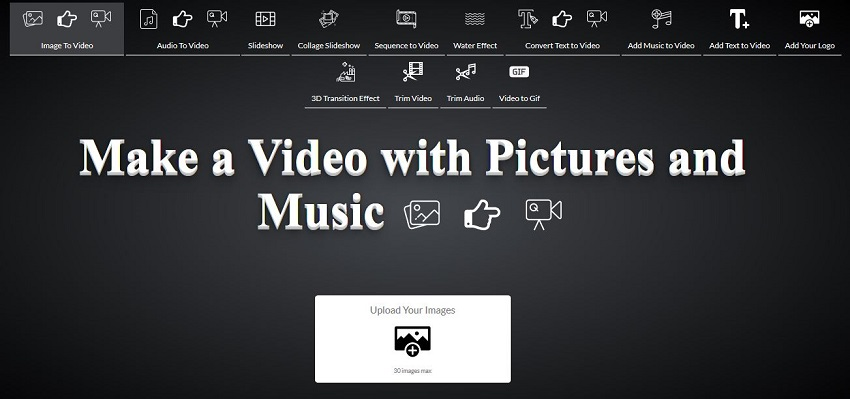 PNG to MP4-Images to Video