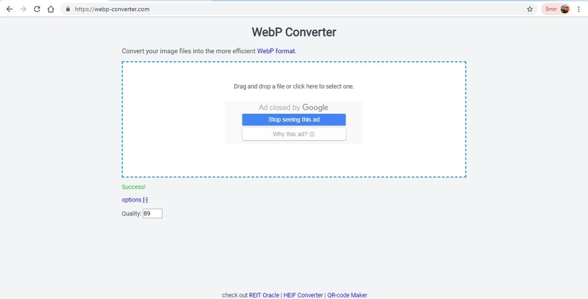 PNG to WebP-WebP Converter
