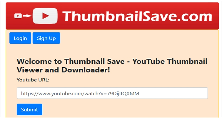 youtube thumbnail downloader online