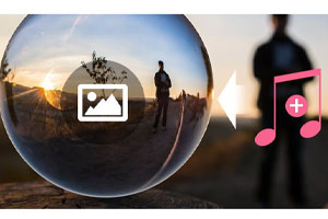 Online Add Audio to Photo