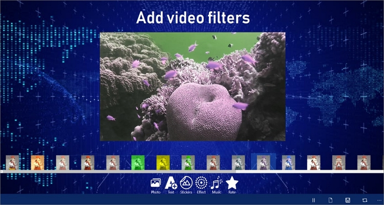 add audio to video and photo