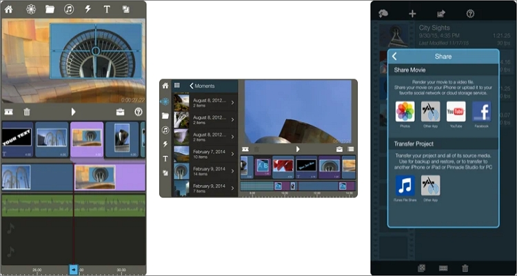 add audio to video app