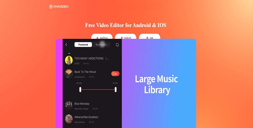 add music to video for instagram