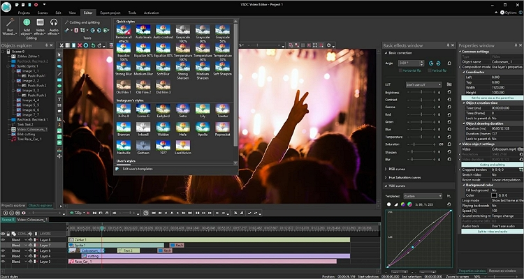 add music to video online no watermark