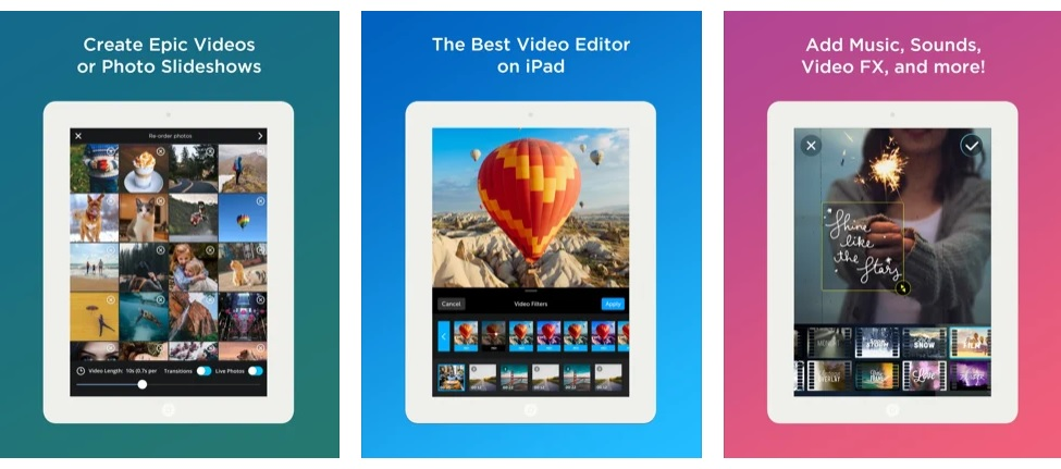 add sound to video for instagram