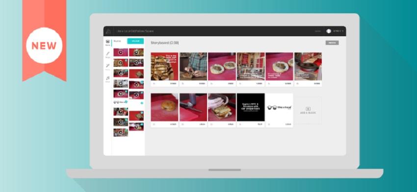 animoto slideshow maker