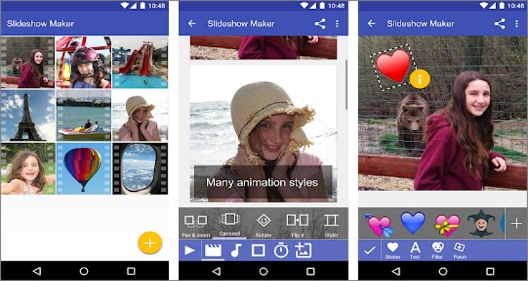 Scoompa Video – Slideshow Maker