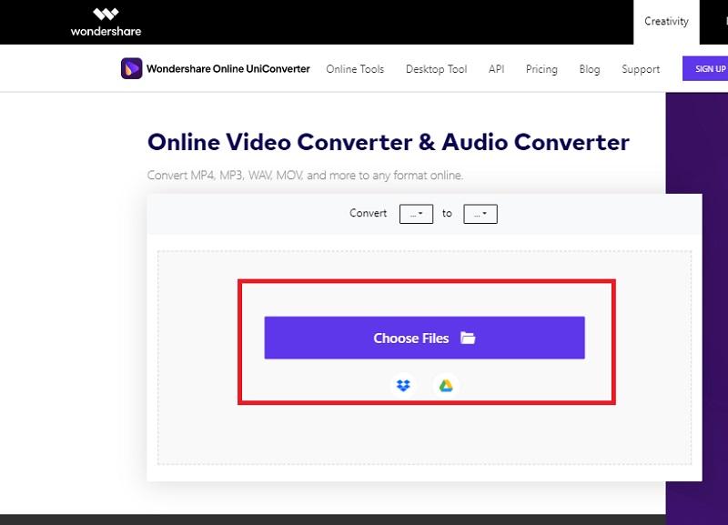 save wedding slideshow in UniConverter