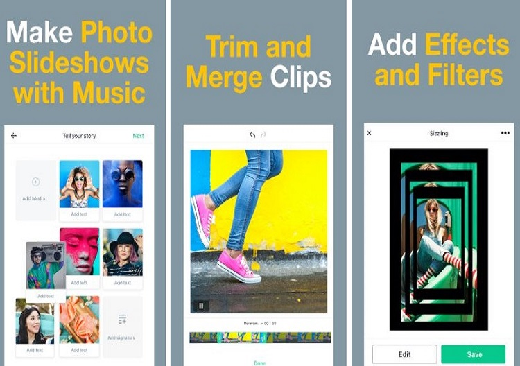 merge music and video