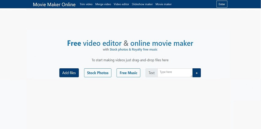 merge video and audio online