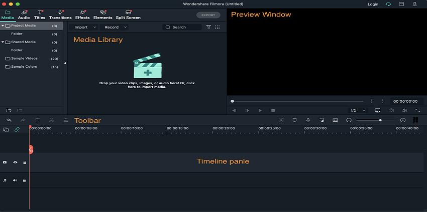 merge videos and add music filmora
