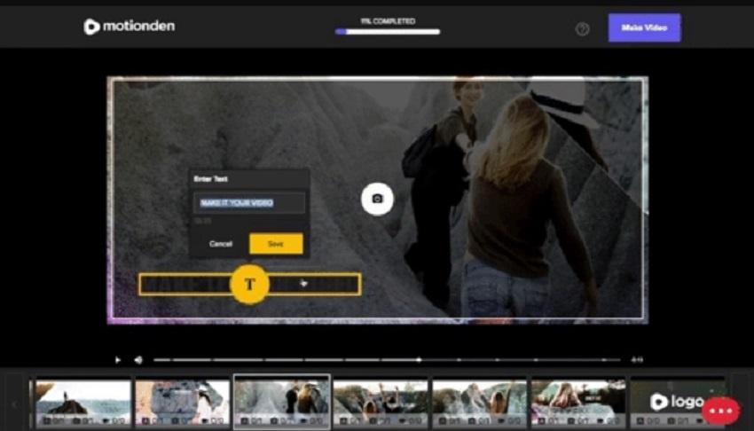 motionden slideshow maker