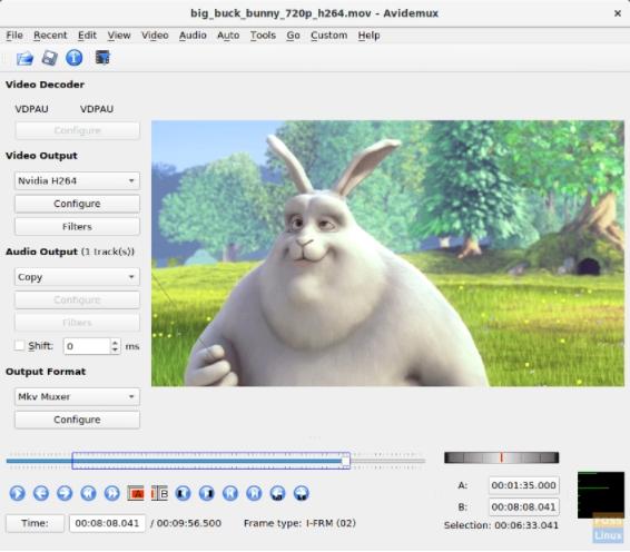 Avidemux-video merger for PC