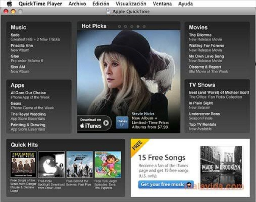 quicktime app player